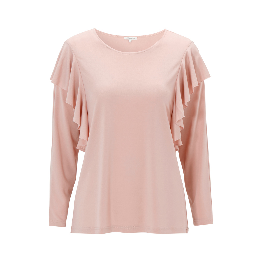 Happy Holly  Danica Topp Dusty Pink