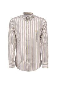 SHIRT WITH EMBROIDERED PEGASO