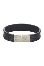 Damier Graphite Pull It Bracelet Canvas