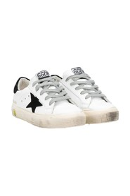SNEAKERS WITH LUNOTTO AND BLACK STAR