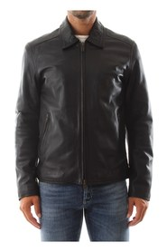 BOMBOOGIE JMJHIM P SOL JACKET AND JACKETS Men BLACK