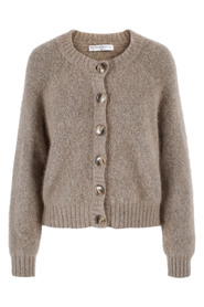 Cashmere Sweater (Reversible Cardigan) Jakker