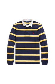 La icónica camiseta de rugby
