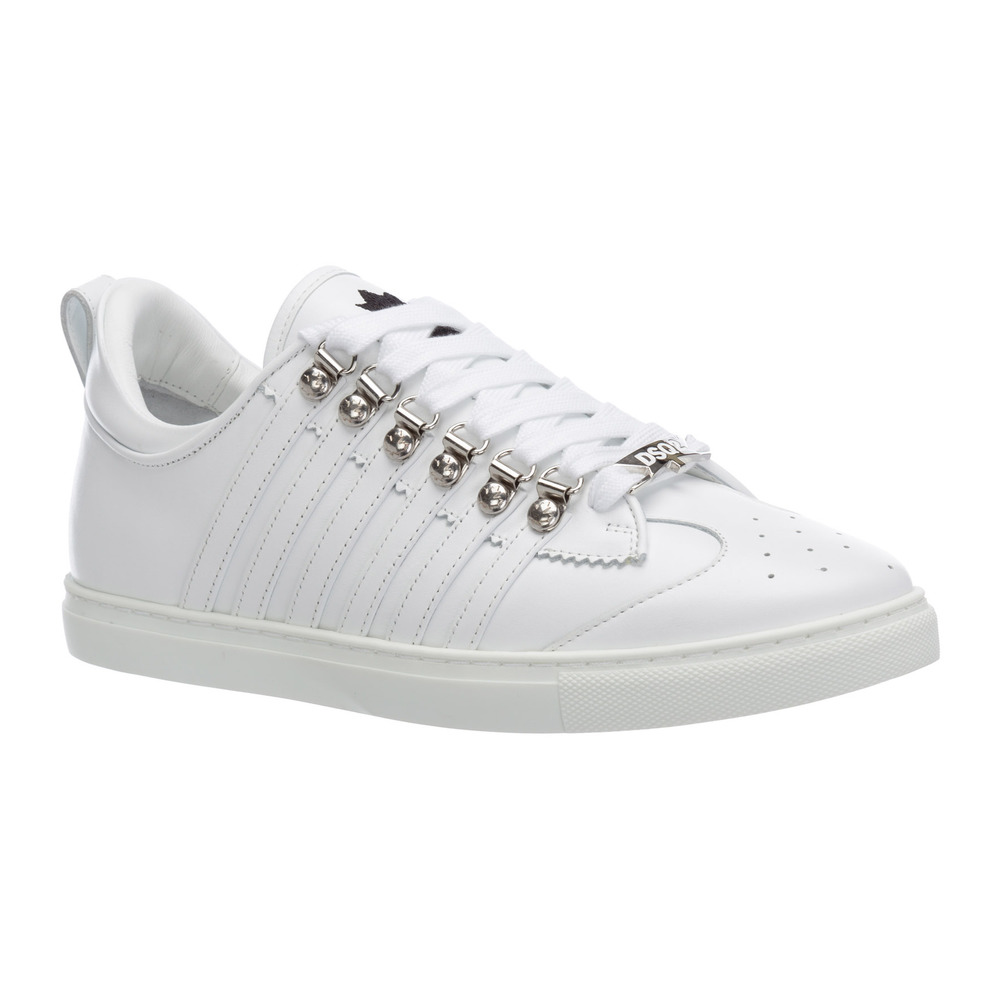 White Trainers sneakers 251 | Dsquared2 | Sneakers | Herenschoenen