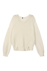 Sweater cotton knit - 206101201-1001