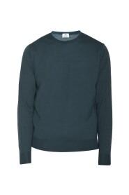 Maglia in lana vergine, seta e cashmere