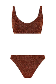 Lumiere 90s two-piece swimsuit
