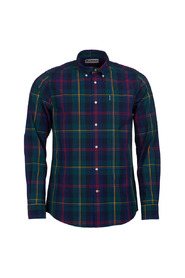 HIGHLAND CHECK 9 TAILORED SHIRT