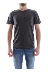 PREMIUM BY JACK&JONES 12118886 LEAF T SHIRT AND TANK Men DARK GREY