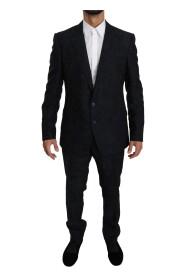 Brocade Two Piece MARTINI Suit