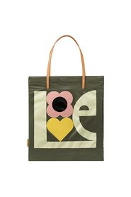 Bag, Love Print Applique