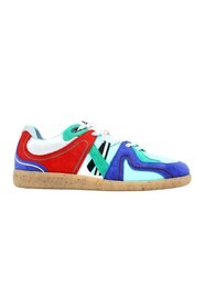 Sporty Multicolour Sneakers
