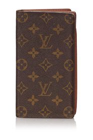 Monogram Porte-Cartes Credit Yen Wallet