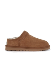 Slip-On Classic Slipper in leather suede