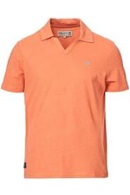 Orange Morris Stockholm Delon T-Shirt