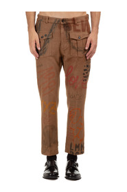 men's trousers pants dyed