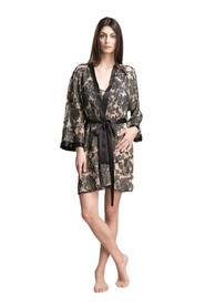 Couture Short Dorothea Lace Robe