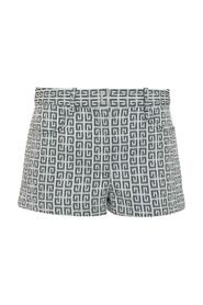 Shorts with Print All-over