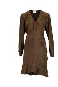 Mille Lurex klänning