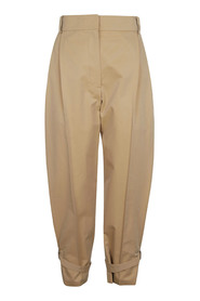 MILIT TURN UP TROUSERS