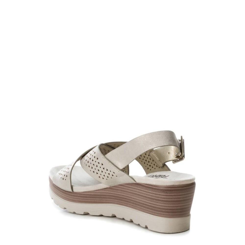 Yellow Sandals 48862 | Xti | Wedges | Damenschuhe