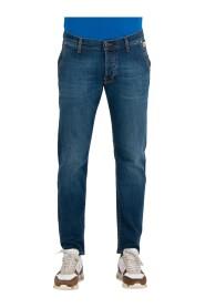 517 Elast. Weared 10 Jeans