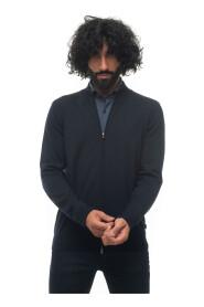 Bluza Balonso z suwakiem na całej długości