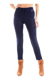 FRACOMINA FR19FP667 Pants Women BLUE