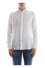 AT.P.CO FRANCIA 5 LINO SHIRT Men WHITE