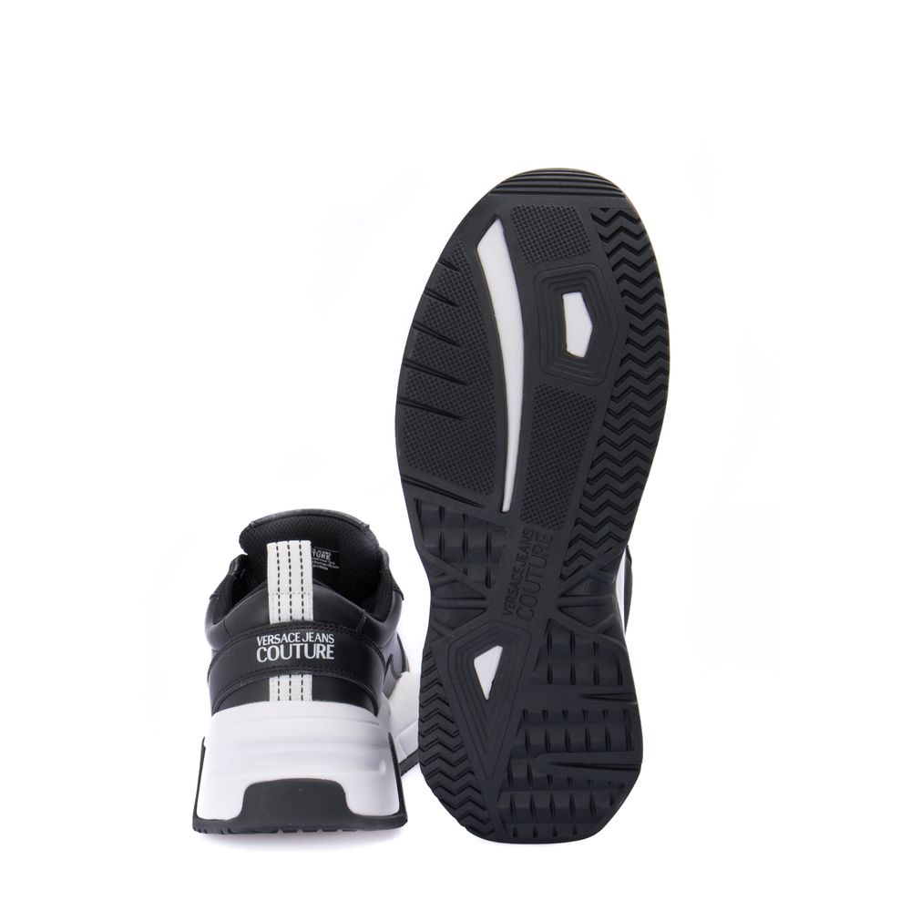 Black Sneakers | Versace Jeans Couture | Sneakers | Men's shoes