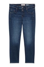 THEDA boyfriend mid-rise jeans