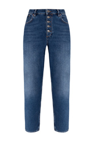 Jules high-waisted jeans