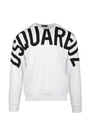 TEEN logo print sweatshirt