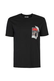 "T-shirt ""Warning Flyer"""