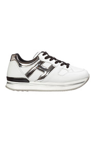 girls shoes child leather sneakers H222