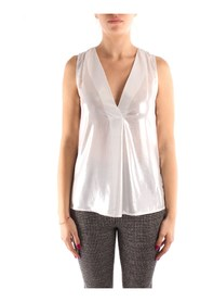 IF0069T4526 Top Woman WHITE