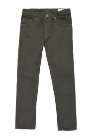DIESEL THOMMER-J 00J3RS JEANS Boy DARK GREEN