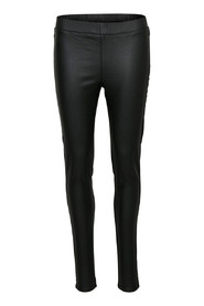 KAFFE ADA COATED JEGGINGS 10501626 (Black Deep, 34)