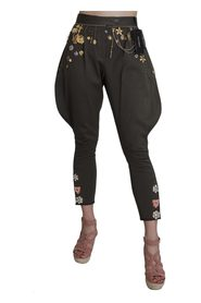 Embellished Trousers Pants