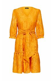 Sadie short dress cheddar
