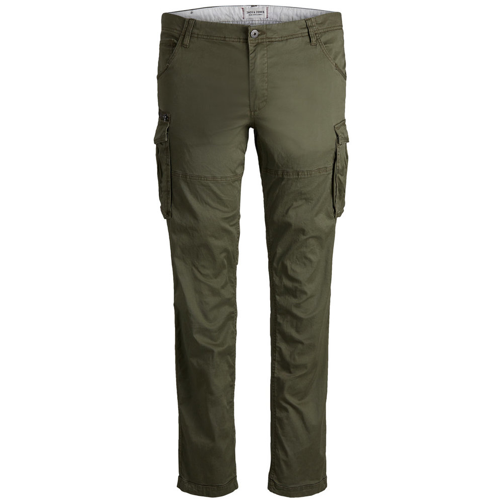 Plus size Trousers Military style