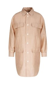 Vinnie Shirt Dress