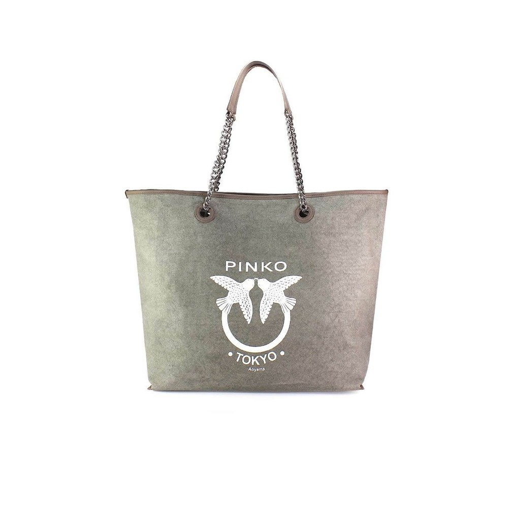 CANVAS BARRITO LARGE TOTE BAG