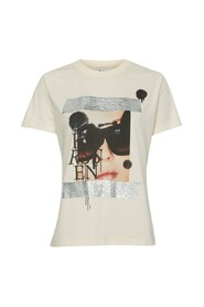Holly Taped Picture Tee