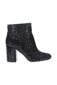 ARABELLA ANKLE BOOTS CHUNKY GLITTER
