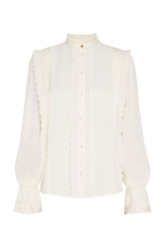 Austin Blouse Cream
