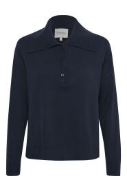 June Collar Pullover