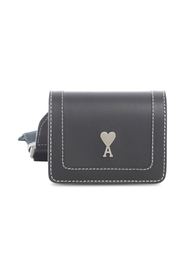 MINI ACCORDEON BAG STUD SMOOTH