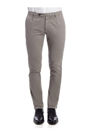 Trousers cotton MILANO XGAB MASTIC