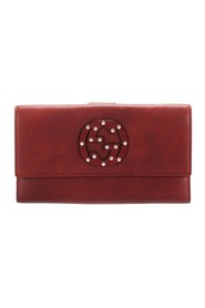 Soho Continental Leather Wallet